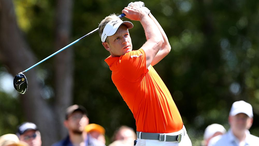 Donald, DeLaet share RBC Heritage lead