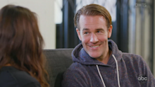 James Van Der Beek opens up about miscarriages while announcing new pregnancy
