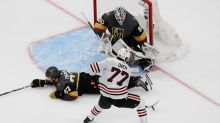 The good and bad of Blackhawks' Game 1 loss to Vegas Golden Knights