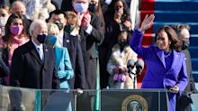 'Politics doesn't have to be a raging fire': Highlights from the historic U.S. inauguration of Joe Biden, Kamala Harris