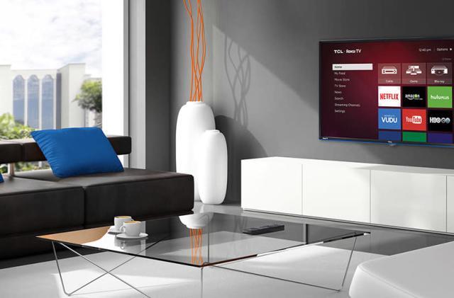 Engadget giveaway: win a TCL Roku TV Color Series!