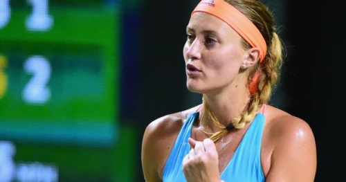 Tennis - WTA - Classement WTA : un bond pour Kristina Mladenovic, meilleure joueuse française