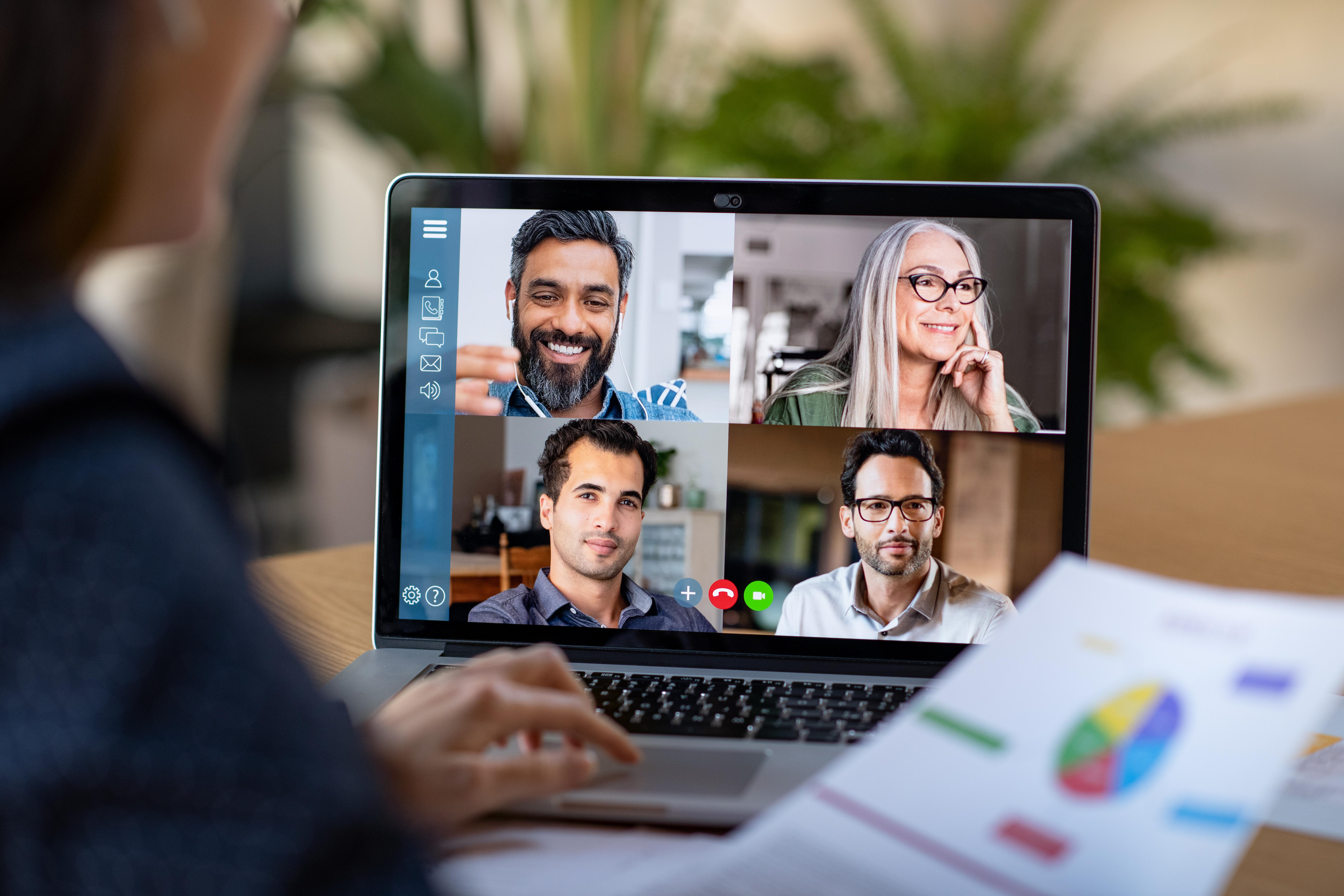 Why is video conferencing so exhausting? | Engadget