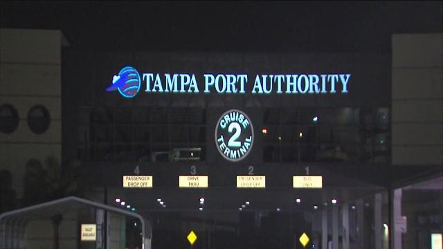 Dense fog causes issues at Port of Tampa