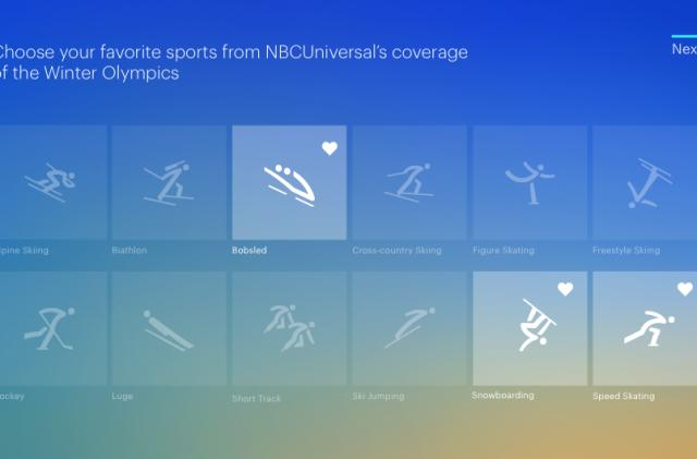 Hulu Live TV subscribers can customize their Olympic coverage