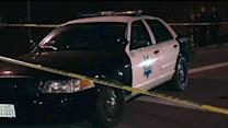 SF police shoot at stolen cab suspect