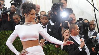 Old-world Glamour at a Star-studded Met Gala