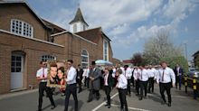 Travellers unite for huge funeral of Big Fat Gypsy Wedding star's mum