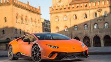 First Drive: Lamborghini Huracan Performante