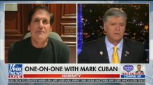Mark Cuban reveals what 'really bothers' him about Trump: 'Always plays the victim card'