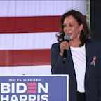 Harris in Florida pledges 'a change is coming'