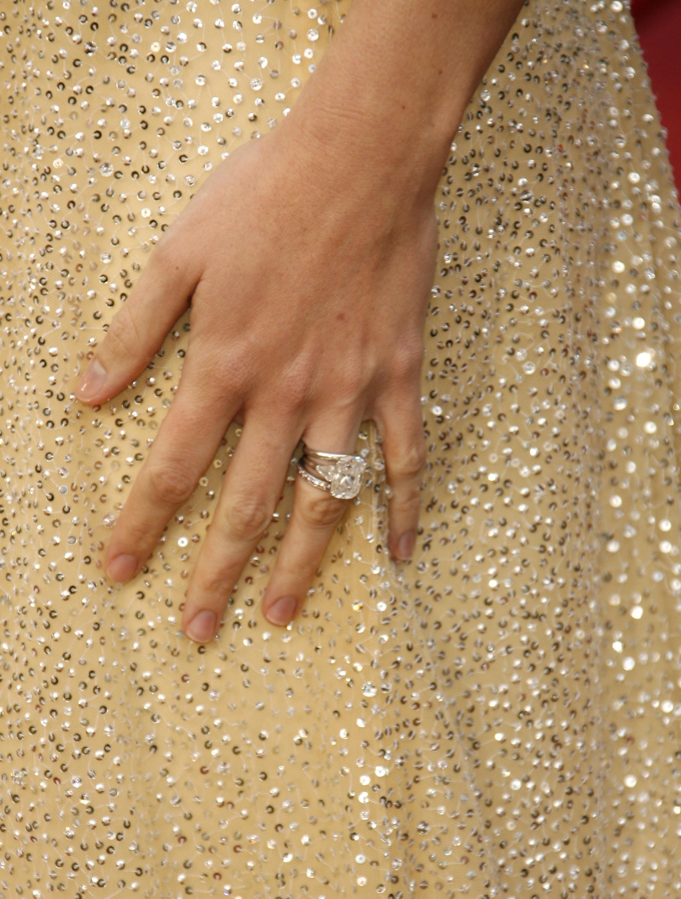 34755bc10f75f Most expensive celebrity engagement rings