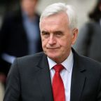 Labour's McDonnell says must work to block a 'no deal' Brexit