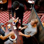 Coronavirus: Working lunches become possible lockdown loophole