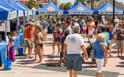 Pensacola Beach's Biggest Annual Foodie Festival Moves to October