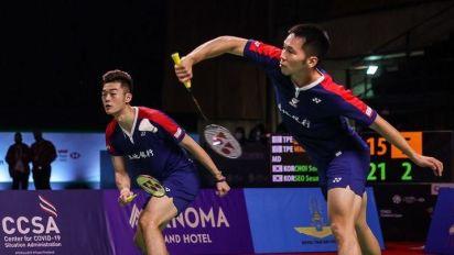 王齊麟李洋泰國羽賽僅花25分鐘 8強門票到手