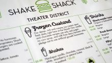 Shake Shack's revenue outlook disappoints, traders sell shares
