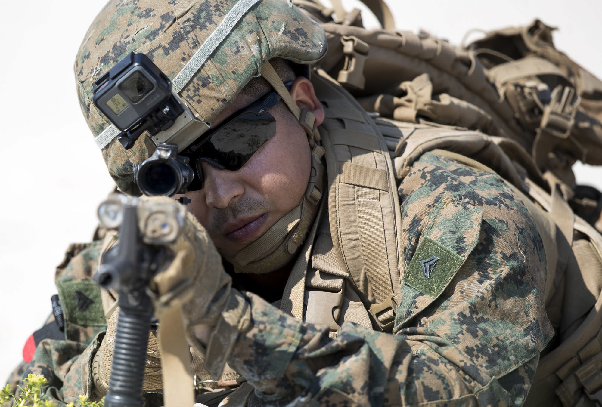 20,000 US troops to go to Europe for 2020 training exercise