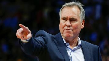 D'Antoni: Melo a 'better fit' with Rox than NYK