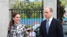 Herzogin von Cambridge trägt zur Eröffnung der Chelsea Flower Show ein Kleid, das die 86-jährige Herzogin von Kent schon einmal getragen hat
