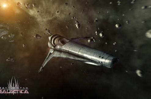 Battlestar Galactica Online passes one million player milestone