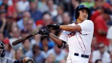 MLB/台灣之光!林子偉7局下代打 新球季首打席就敲安