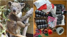 Albertans sew, knit, crochet their way to helping Australian wildfire rescue animals