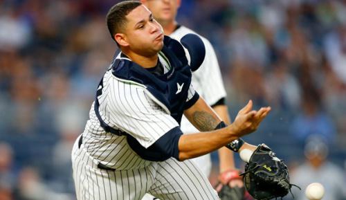 MLB: Yankees-Catcher Sanchez fällt länger aus als gedacht