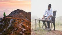 #GoodNews: Rajasthan Boy Climbs A Mountain To Attend An Online Class