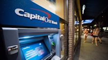 Capital One shares jump 4% after it beats profit expectations