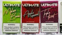 E-Zigaretten: US-Regierung sagt Aromen den Kampf an