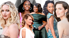 Beautiful curly hairstyles at the Oscars — from Jennifer Lawrence's waves to Kerry Washington's coils