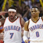 NBA Twitter goes wild after Carmelo Anthony gets traded to the Thunder