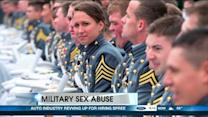 More Accountability Needed In Military Sex Abuse Cases
