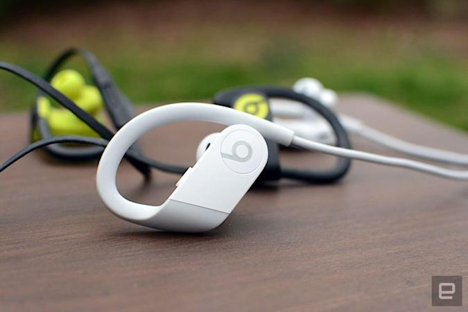 The Morning After: Powerbeats (2020) review