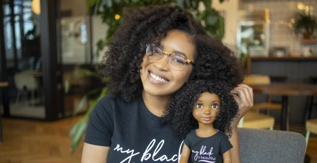 'I didn't have toys that looked like me:' Yelitsa Jean-Charles shares her journey in creating the Zoe doll