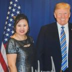 Cindy Yang, former owner of spa embroiled in Robert Kraft influence peddling allegations, says Trump 'will make America great again'