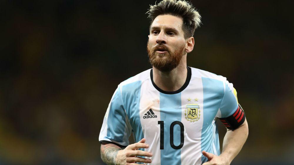 Argentina x Chile: a atuação de Leo Messi