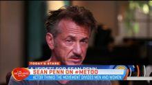 Sean Penn on #MeToo