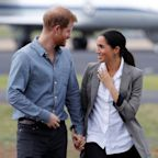 Meghan Markle Wears Blazer Designed by Good Friend Serena Williams