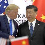 FOREX-Dollar jumps vs safe-haven yen on U.S.-China trade deal hopes