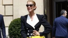 Celine Dion is queen of couture during Paris Fashion Week