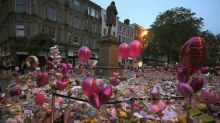 Emotional vigil held in Manchester's St. Ann's Square 1 week after concert terror attack