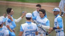 UNC baseball loses to UNCG 3-2, falls below .500 for the first time this season