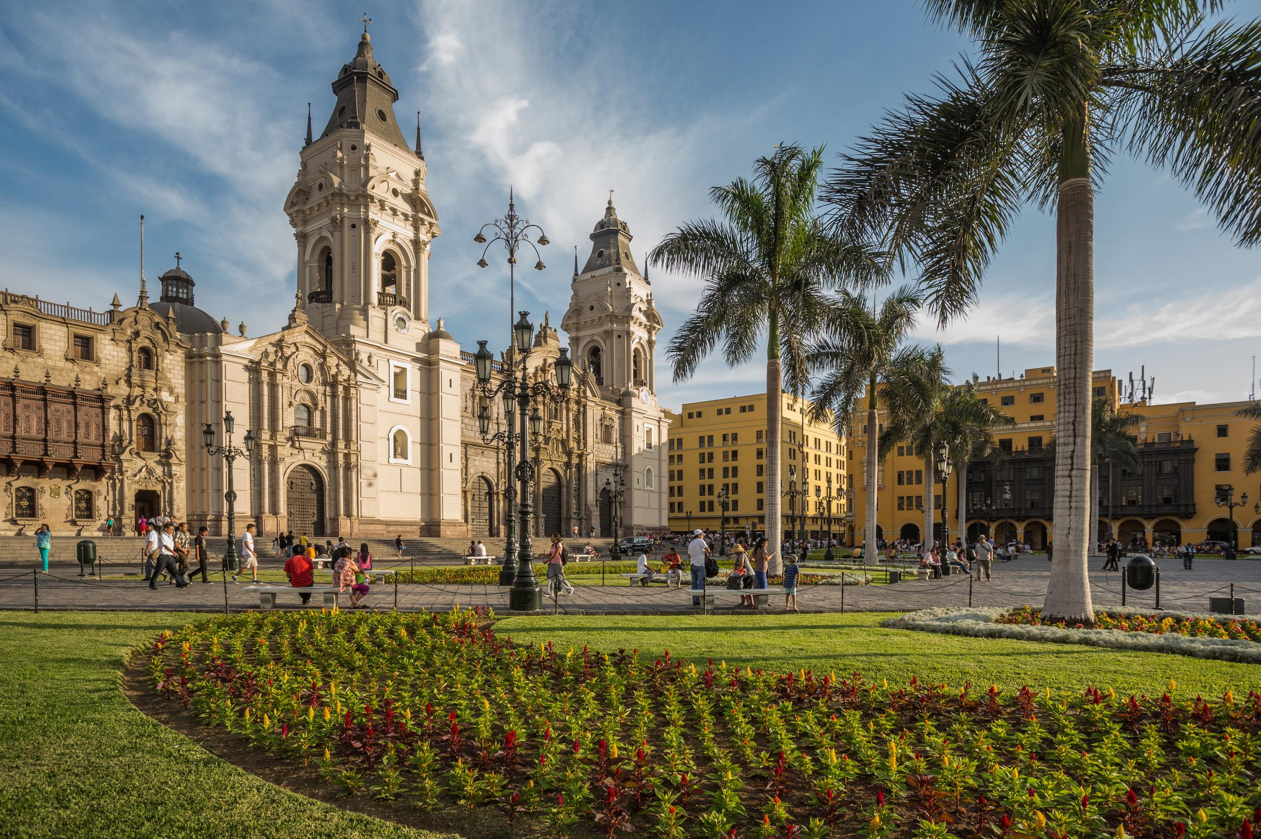 """<a href=""""http://www.britishairways.com/en-gb/destinations/lima/flights-to-lima"""" target=""""_blank"""">British Airways</a> is launching a new direct flight to Lima, capital of Peru, on 4 May 2016. The flights will operate three times a week on Wednesdays, Fridays and Sundays, and cost from £765 return in World Traveller. Lima is home to impressive colonial architecture, elegant district Miraflores and a world-class culinary scene."""