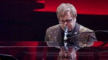 Elton John is 'never going to stop,' but will 'take a breather,' says manager
