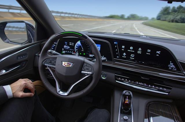 GM will bring Super Cruise to 22 vehicles by 2023 (updated)
