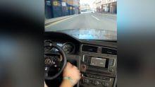 Construye un simulador casero extremadamente realista con los mandos de un antiguo Volkswagen