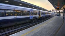 UK rail firm uses passengers' weight to help people social distance