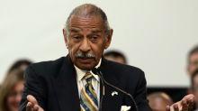 U.S. Representative Conyers denies harassment allegation